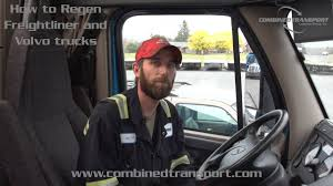 volvo truck and bus how to regen for freightliner and volvo trucks youtube