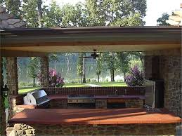 grilling porch backyard grilling porch outdoor kitchen home building plans