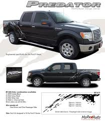 Ford Raptor Truck Bed Size - predator raptor style side bed graphics decals stripes fits 2009