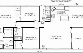 home floor plans with photos manufactured homes illinois floor plans fresh 28 fresh 2 bedroom 1