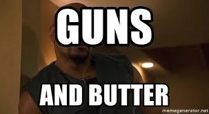 Melvin Meme - guns and butter baby boy melvin meme generator