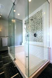 Master Bathroom Showers Master Shower Master Bath Shower With Bench Glass Enclosure Master