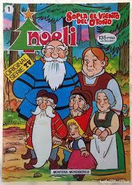 imagenes animadas de otoño comic de noeli nº 1 sopla el viento del otoño comprar tebeos