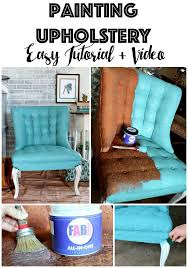 change upholstery on chair paint velvet fabric a chair makeover painted fabric chairs