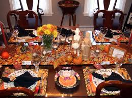 thanksgiving tablescapes design ideas for idolza ideas large size fall themed decorating table for thanksgiving in large dining room gallery photos