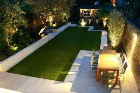 stupendous modern front yard with meadow grass at eichler home