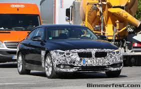 bmw 4 series lci is coming spy pics bmw news at bimmerfest com