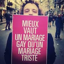 mariage pour tous le mariage pour tous douce