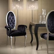 luxury italian oval designer carver dining chair juliettes