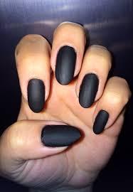 black matte nails 2014 matte nail trend pin u0027s by anacary