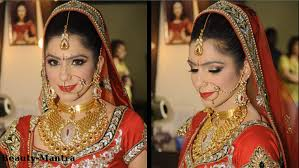 bridal makeup ideas traditional indian