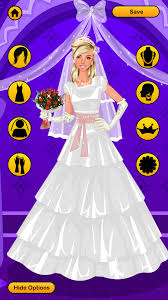 wedding dress up free bridal look makeover android apps