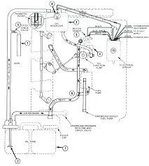 1966 mercury et wiring diagram mercury schematics and wiring
