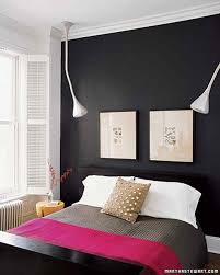 Bedroom Colors For Black Furniture Black And White Rooms Martha Stewart