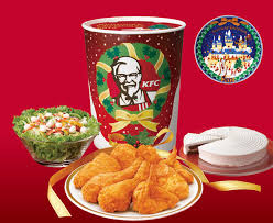 japan culture sees kfc become dinner food
