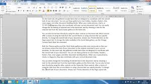 format download in ms word 2013 insert a non breaking space in a word document youtube
