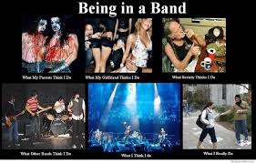 Memes Rock N Roll - daily fact i learned from the tv message board what people think