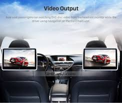 lexus rx 400h size pure quad core android 5 1 1 in dash dvd gps system for 2004 2010
