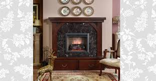 23 Inch Electric Fireplace Insert by Western 23 Puraflame