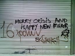 merry crisis and a happy new fear uma coleção de imagens