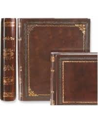 italian leather photo album winter shopping sales on icecarats icecarats medium gold corners
