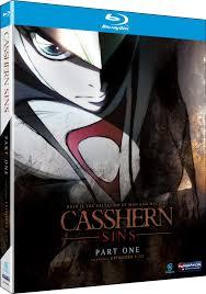 casshern sins casshern sins part 1 blu ray