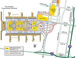 lax gate map how to someone up from lax international terminal 4 steps