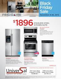 Black Kitchen Appliances by Universal Appliance And Kitchen Center Blog Black Friday