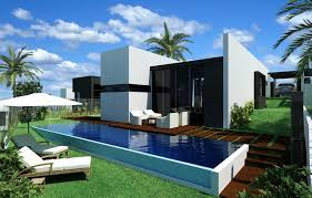 cool houses with pools modern u0026 lovely house with swimming pool 1200x765 cool houses