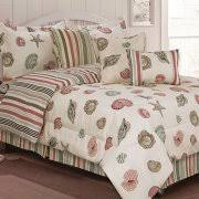 Coral Colored Comforters Coral Bedding