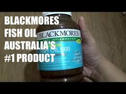 Minyak Ikan Blackmores blackmores from australia fish 1000mg 400 capsules unboxing