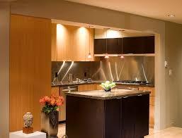 Kitchen With Stainless Steel Backsplash Kitchen Backsplash Trends For 2015 Kitchen Remodel