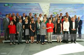 members of the round table weiles2017ist reception and closing ceremony at federal chancellery
