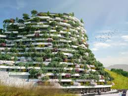 china designs italian architecture firm designs luxury vertical forest hotel in