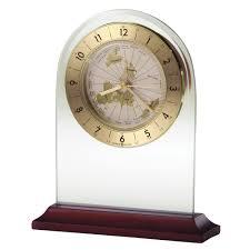 Quartz Table L Howard Miller World Time Arch Quartz Table Clock L Icn Trading