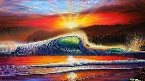 Wall Scenes muraljoe ocean water wall murals you u0027ll love