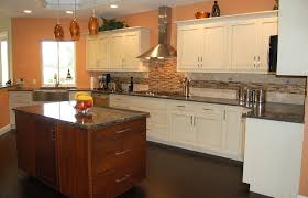 Painting And Glazing Kitchen Cabinets by Shaker Paint Glaze Kitchen Cabinets Dutch Haus Custom Furniture