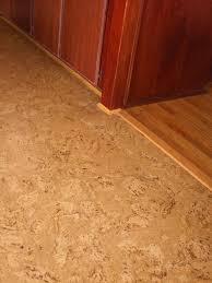 floor exciting style of interior floor ideas with cozy cork