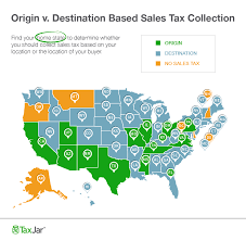 us map for sale us sales tax rate map the fba sales tax guide