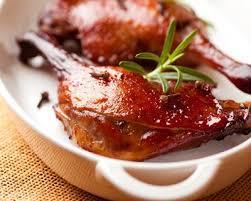 canard cuisine recette cuisse de canard au four facile rapide