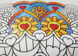 may you be happy candyhippie coloring pages