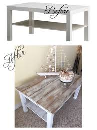 Lack Sofa Table Hack by Coffee Table Ikea Coffee Table Hack Hackin The Lack Into Rustic