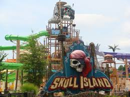 Six Flags Coupon Skull Island Water Play Structure At Six Flags Over Georgi U2026 Flickr