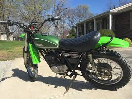 1974 yamaha dt360 enduro yamaha motorcycles for sale pinterest