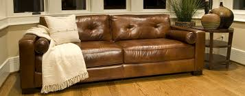 Rustic Leather Sectional Sofa by Sofas Center Deep Leather Sofa Seat Slipping Down Sectional