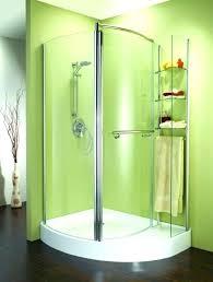 Bathroom Shower Stall Kits Tiny Shower Stall Receive4 Club