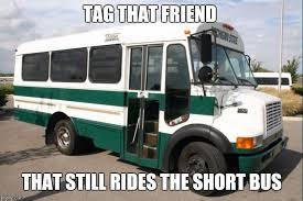 Short Bus Meme - msu short bus imgflip