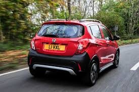vauxhall viva vauxhall viva rocks has starting price of 11 530 in uk drivers