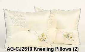 wedding pillows mexican wedding kneeling pillow kneeling pillows