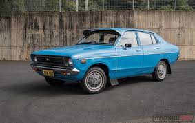 renault datsun video 1978 datsun 120y 0 100km h u0026 engine sound performancedrive